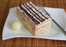 torta esterhazy ricetta originale