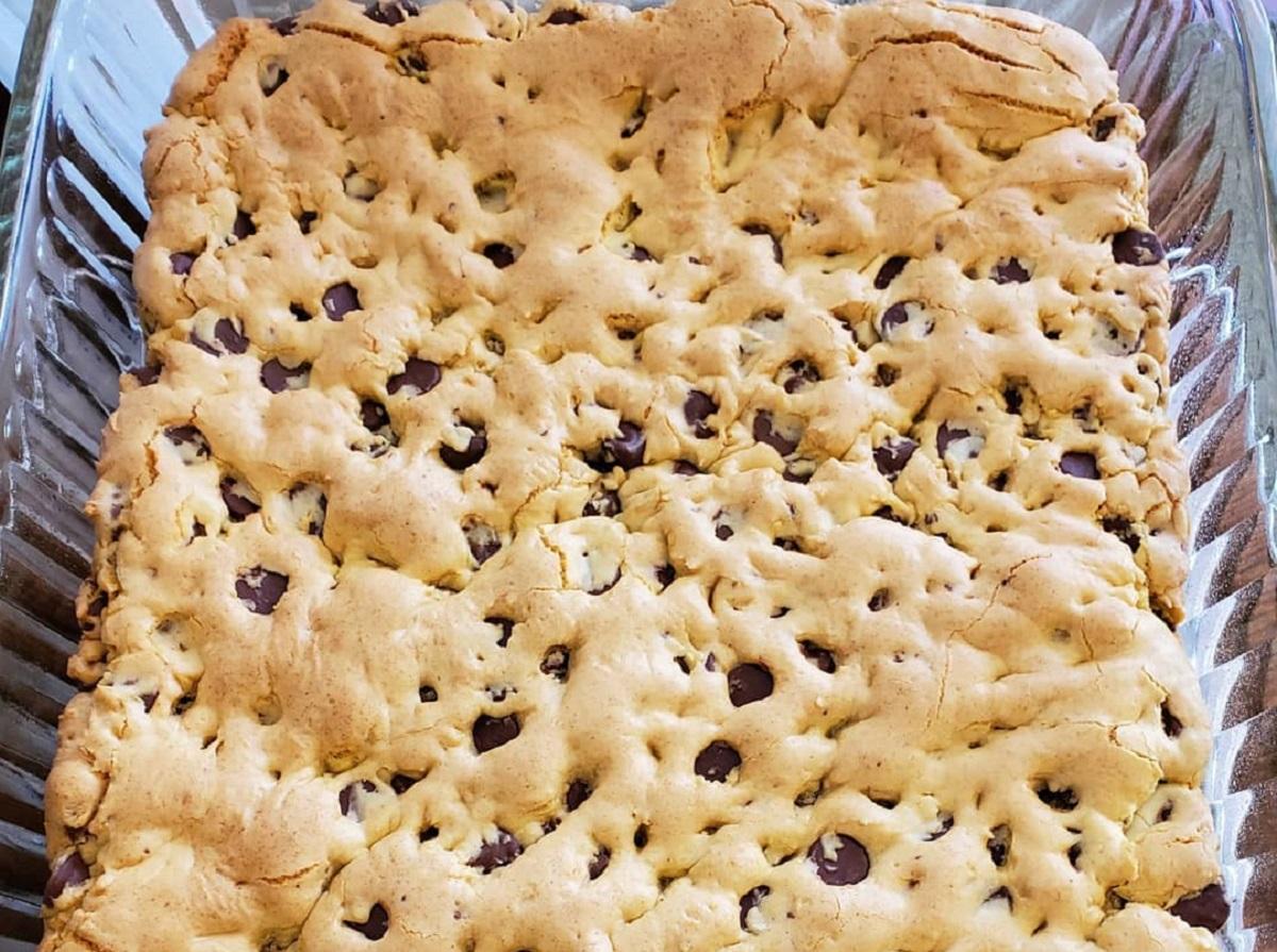 biscotti al cioccolato con impasto per torte