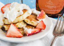 Keto Soufflé Pancakes