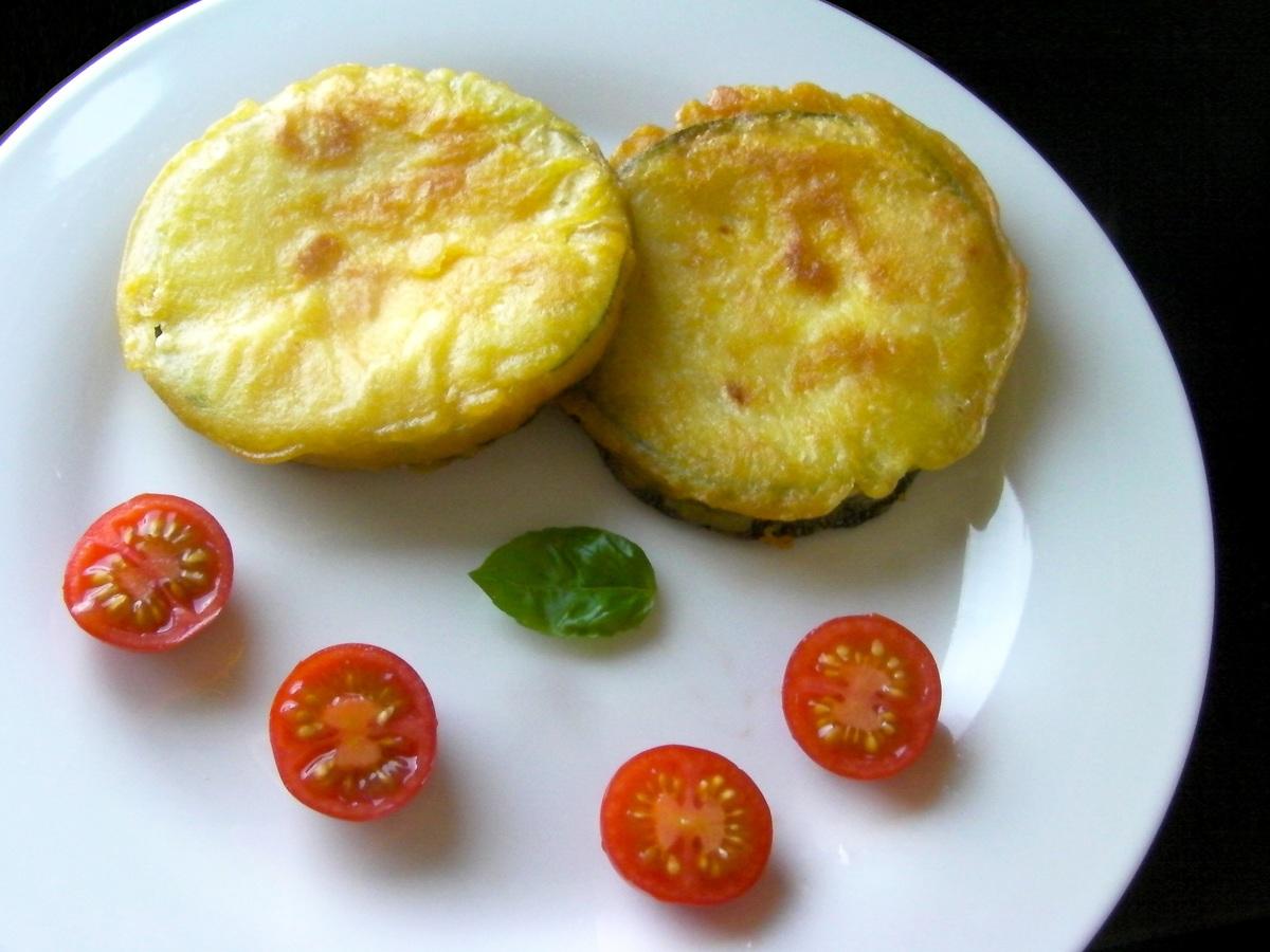 medaglioni di zucchine ricetta
