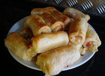 mini hot dog ricetta