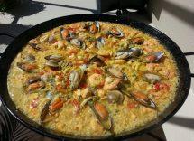 paella algherese ricetta