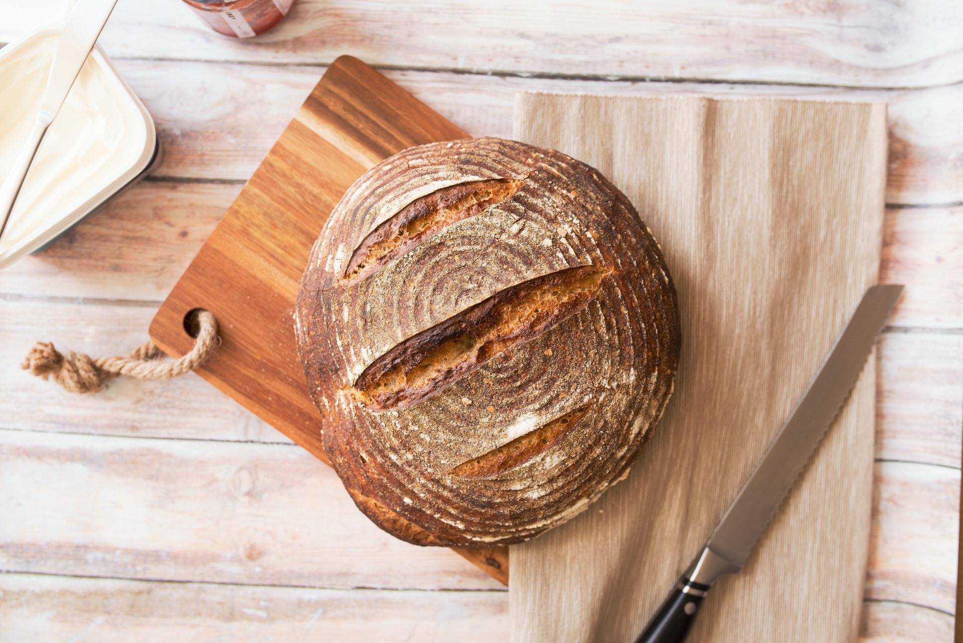 Pane in pentola ricetta