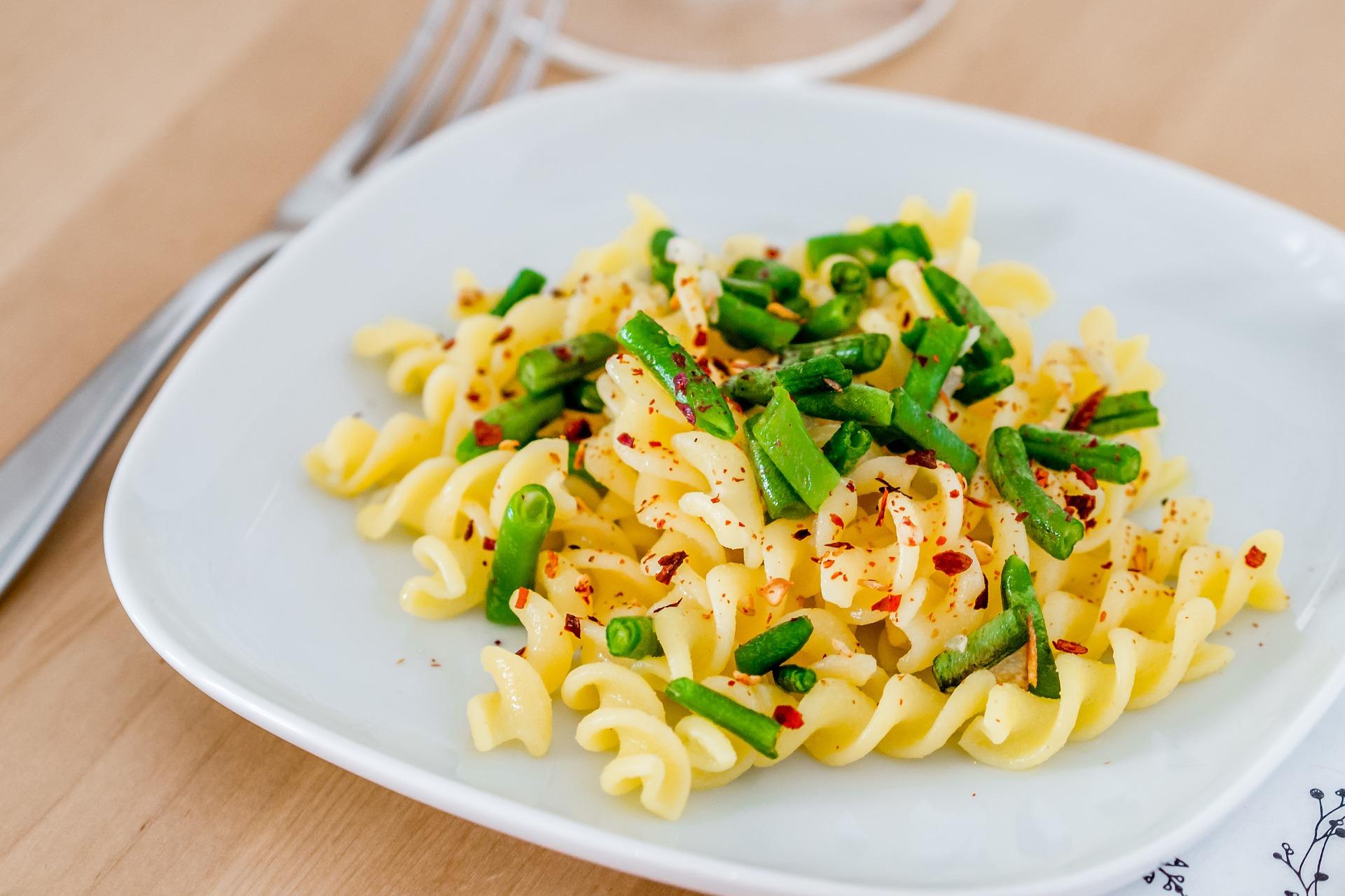 pasta con fagiolini ricetta
