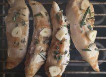 pollo aglio ricetta