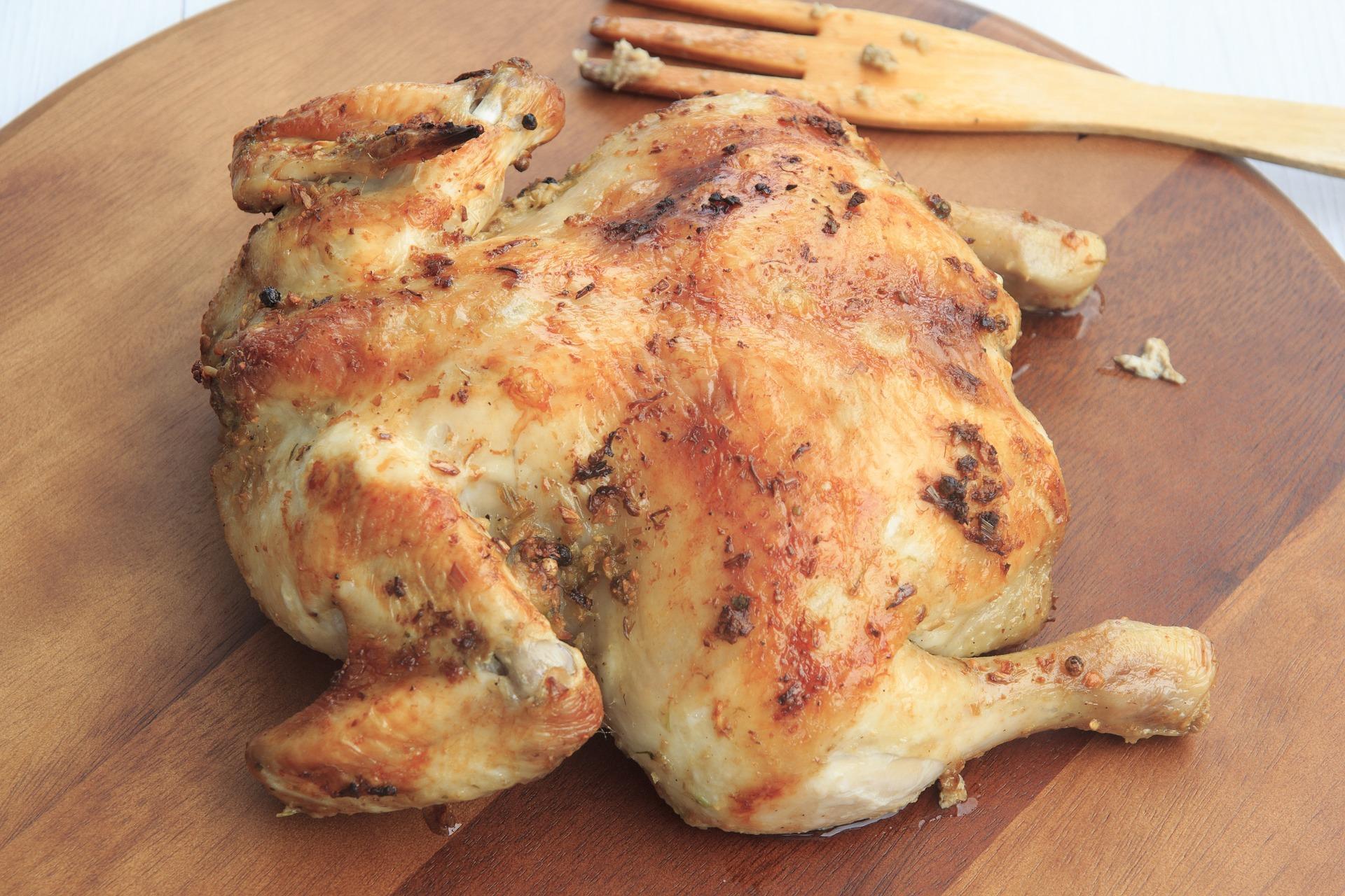 pollo al mattone ricetta