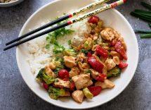 Come fare il pollo Kung Pao a casa: la ricetta