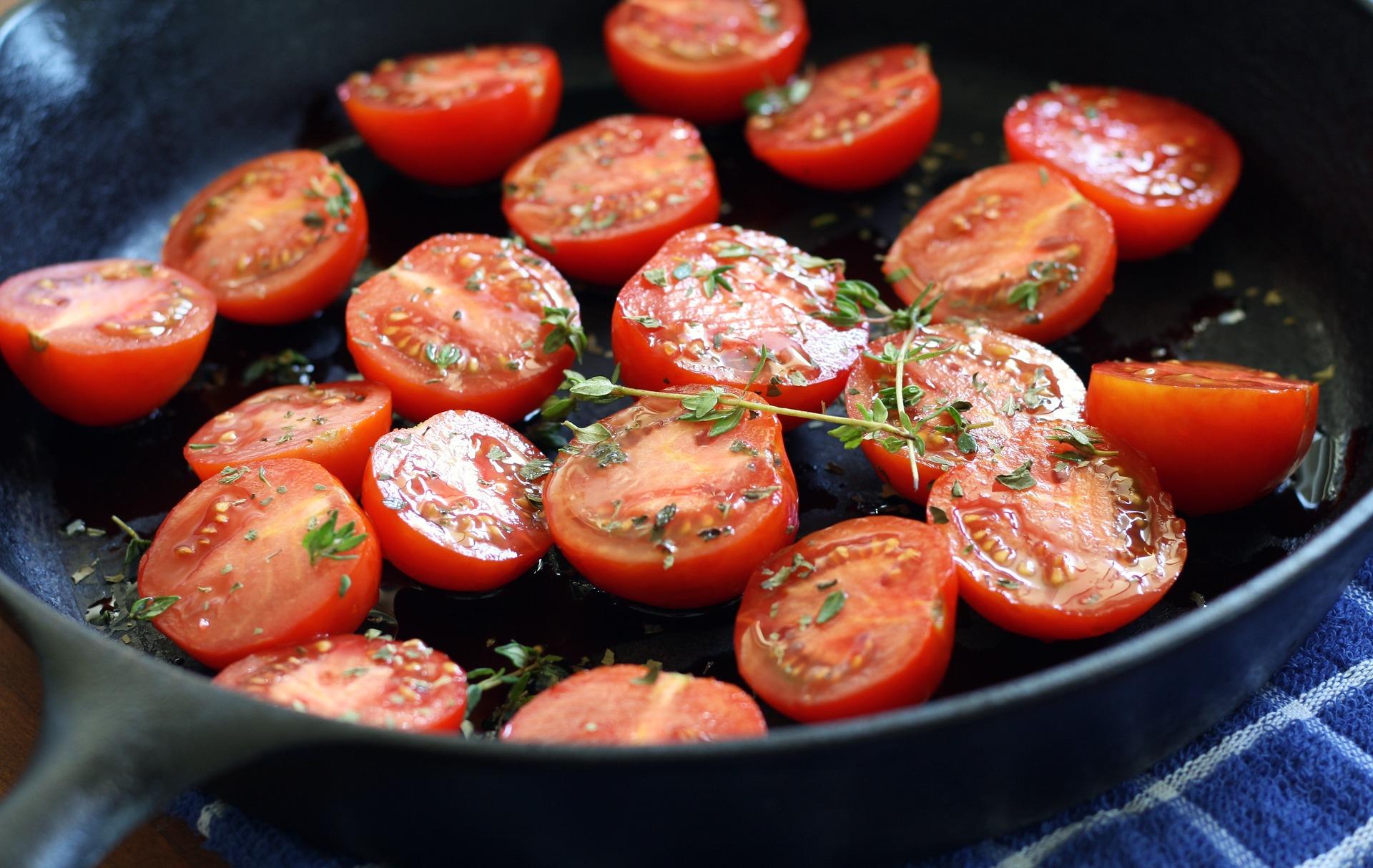 pomodori marinati ricetta