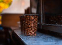 Pop corn al cioccolato ricetta