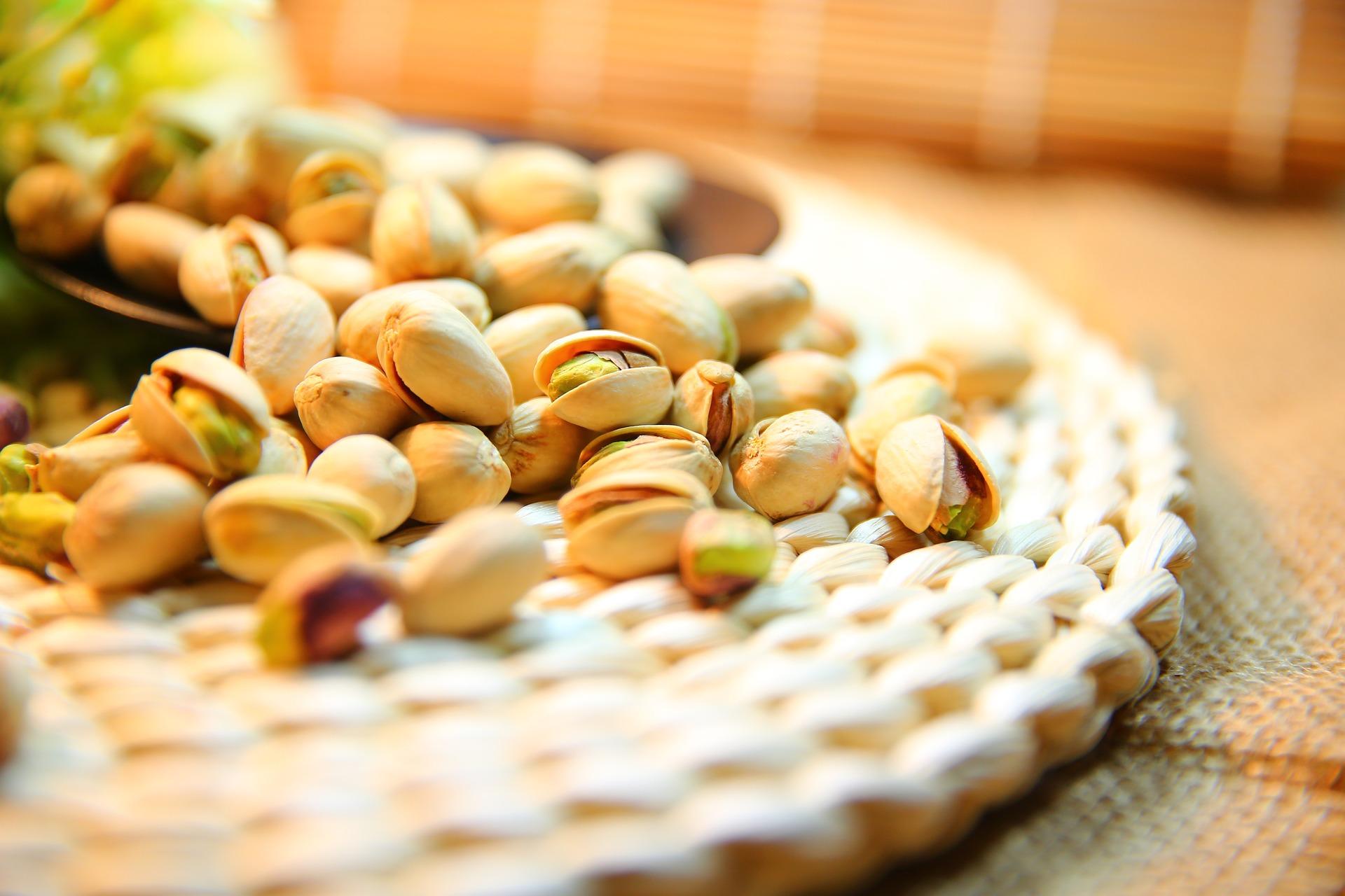 Rotolo semifreddo al pistacchio