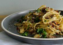 spaghetti alla molisana ricetta
