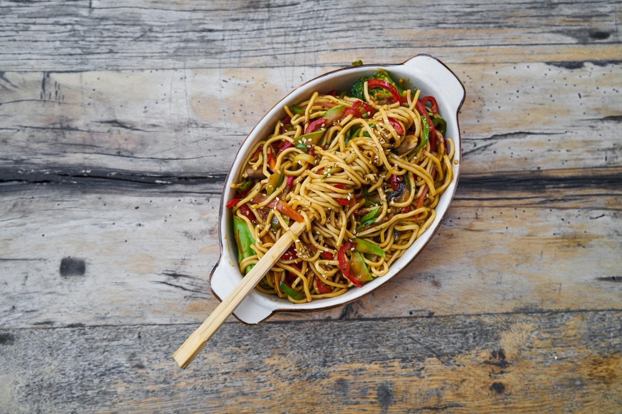spaghetti con aglio e olio