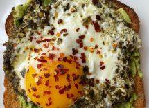 uova al pesto