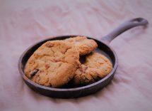 cookies in padella ricetta