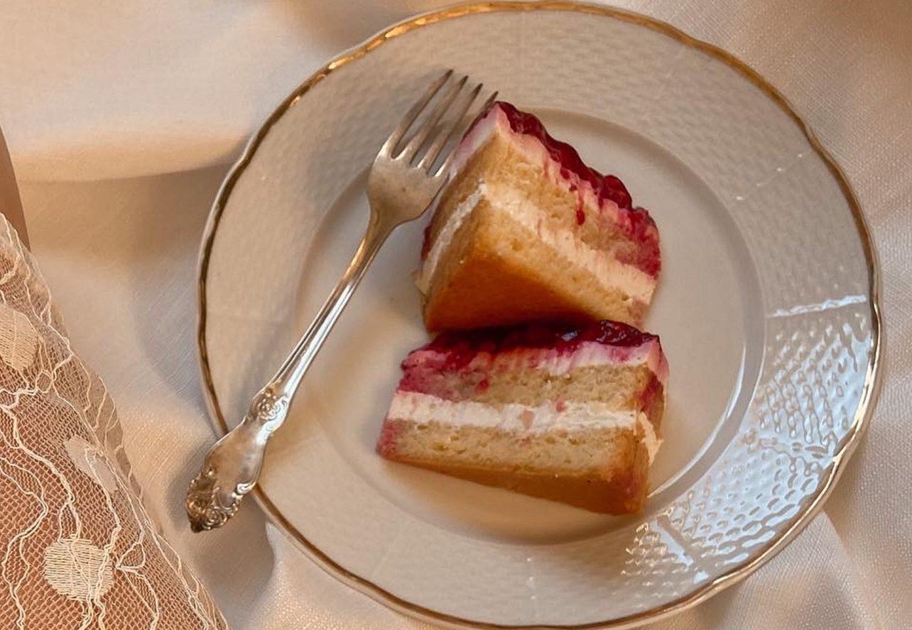 eton mess torta