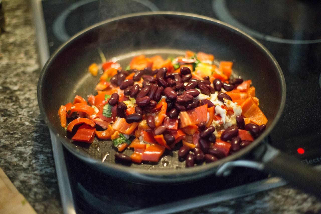 Fagioli rossi al curry