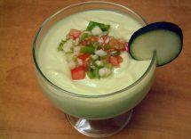 gazpacho di cetrioli