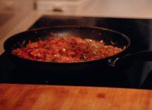 Merluzzo al pomodoro e olive