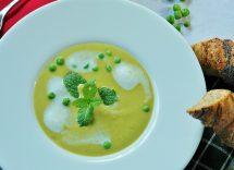Minestrone verde ricetta