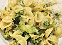 pasta con broccoli ricetta