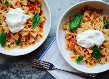 pasta peperoni ricotta ricetta