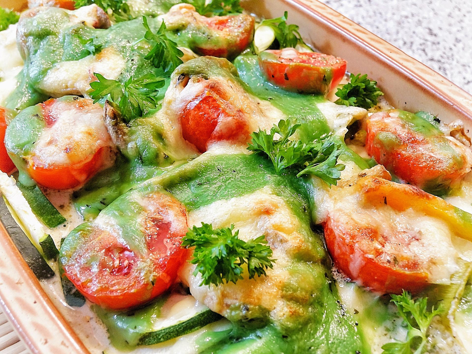 Pasticcio zucchine pizzaiola ricetta