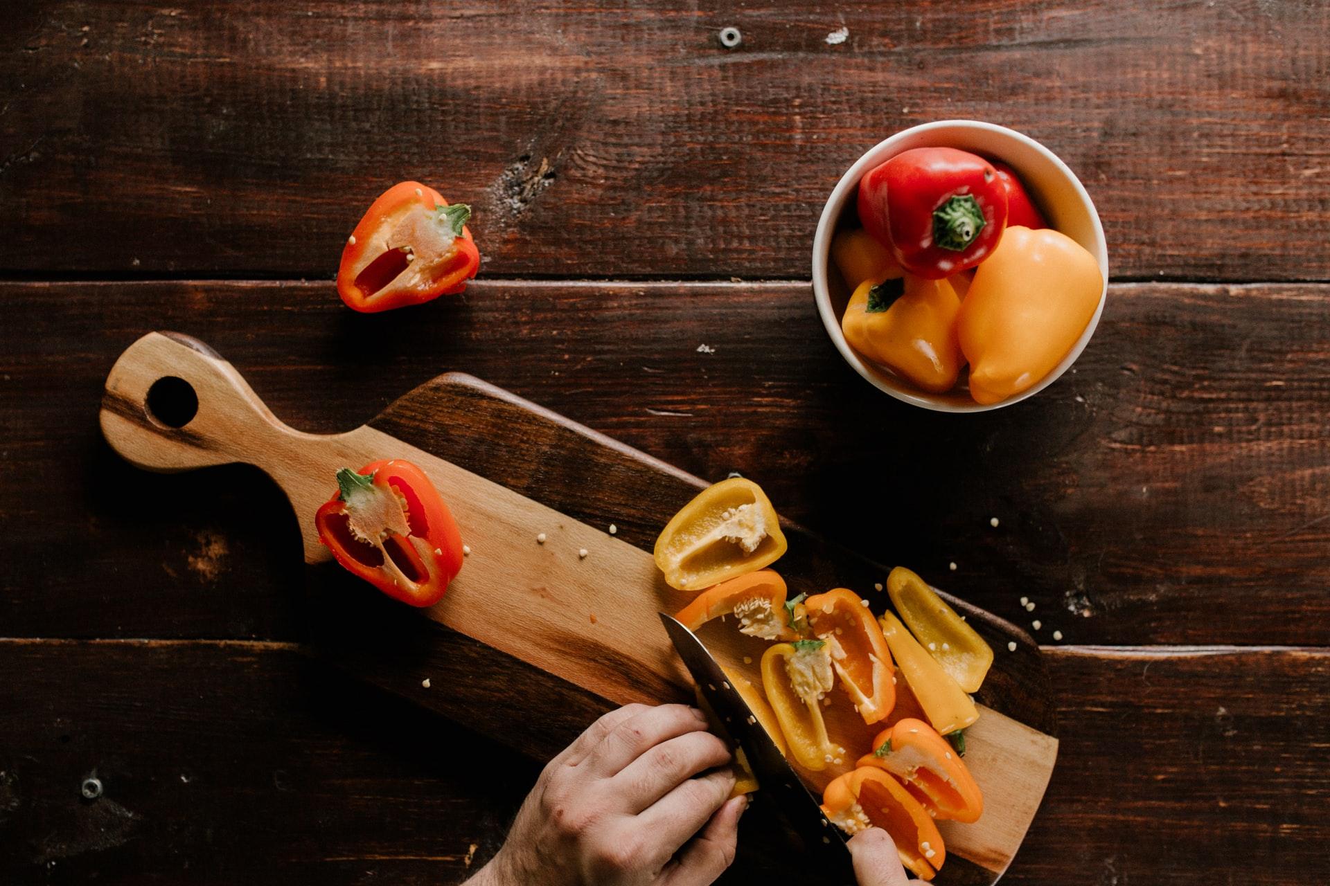 peperoni carrettiera ricetta