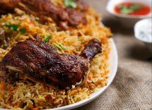 Pollo fritto indiano