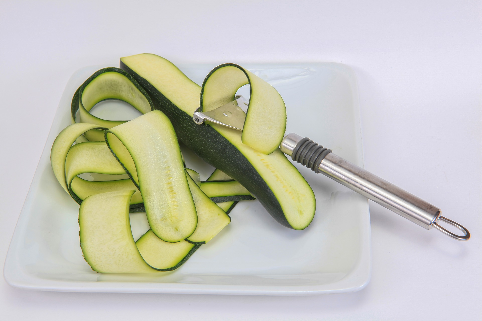 Spiedini di zucchine farcite