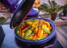 Tajine di verdure e quinoa