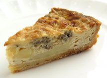 torta salata carciofi crema patate