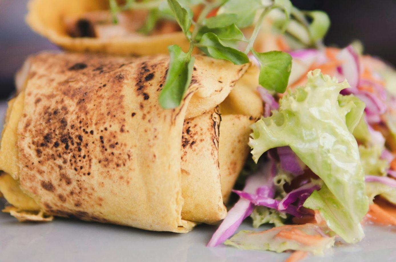 Wrap di falafel