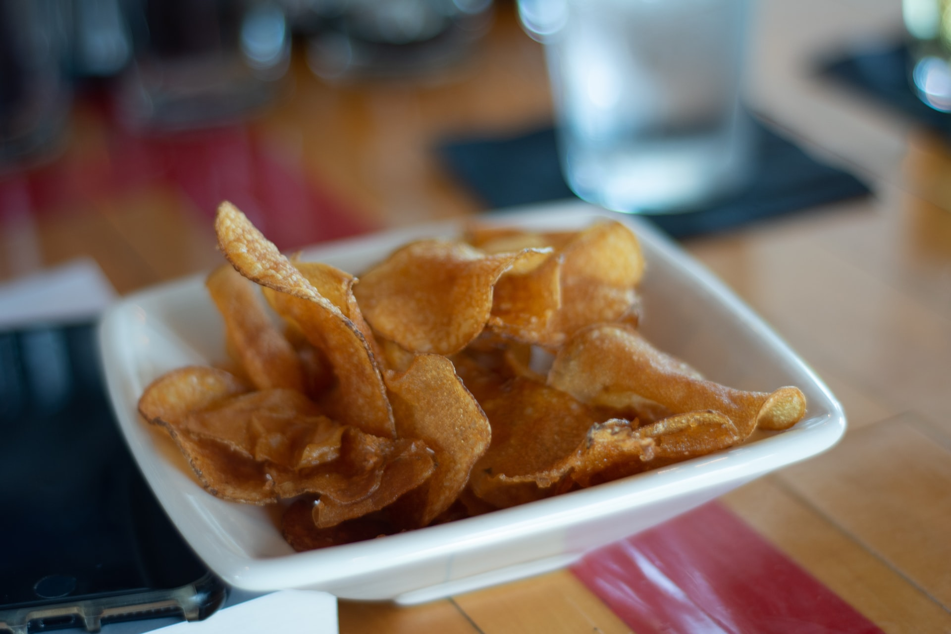 chips zucchine al forno