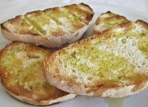 crostoni robiola zucchine ricetta