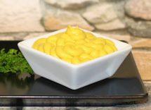 maionese vegana allo zafferano