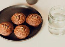Muffin speziati carota e mela