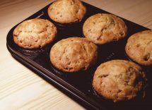 muffin vegani salati patate e rosmarino
