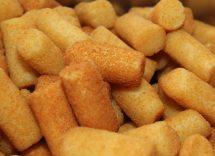 paccheri fritti ricetta