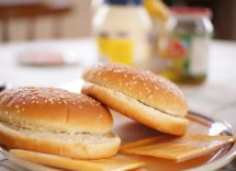 panini per hamburger ricetta