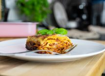 Ricetta della lasagna semplice