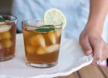 Tè freddo al limone ricetta