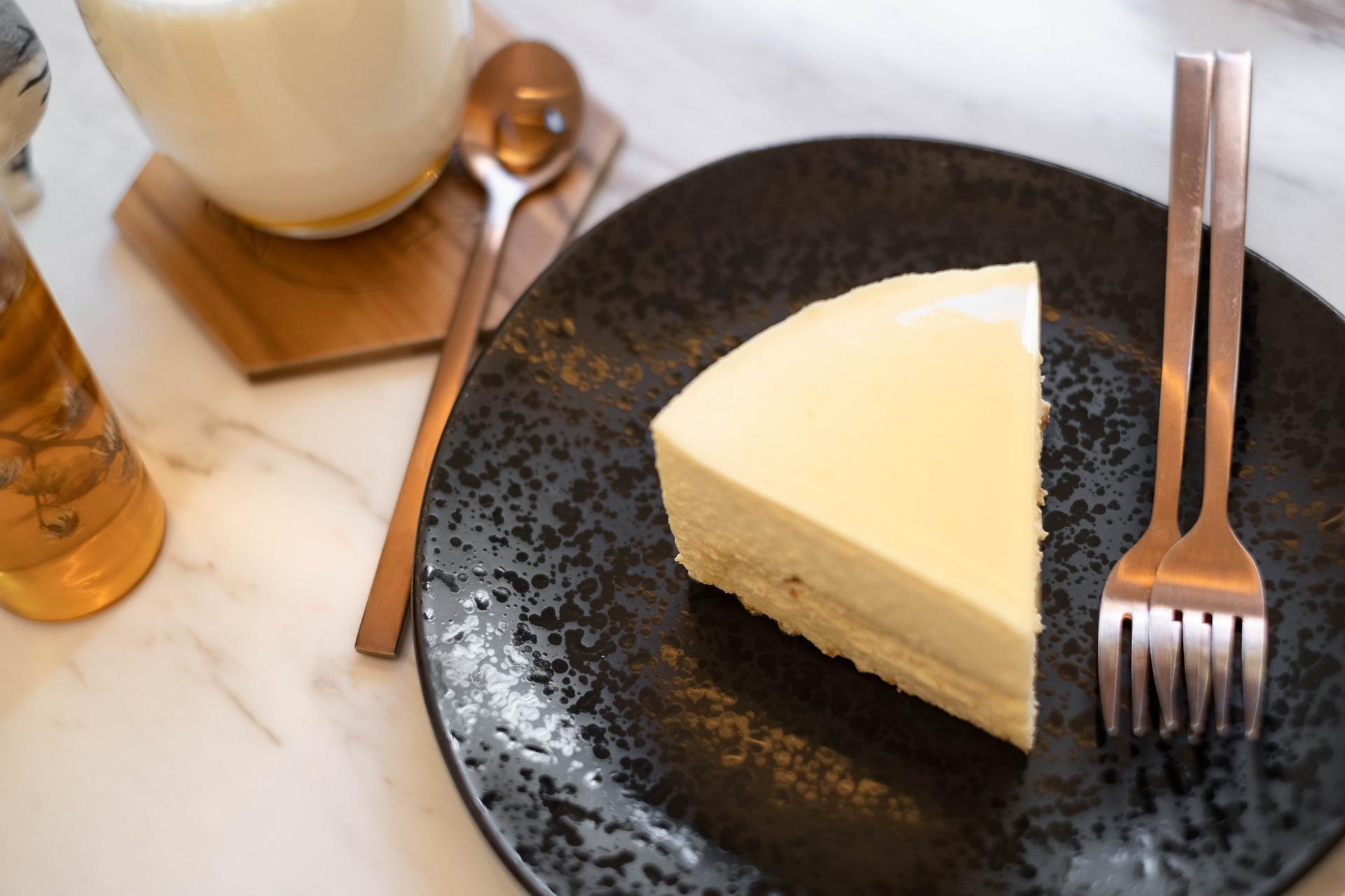 torta yogurt fredda al cocco