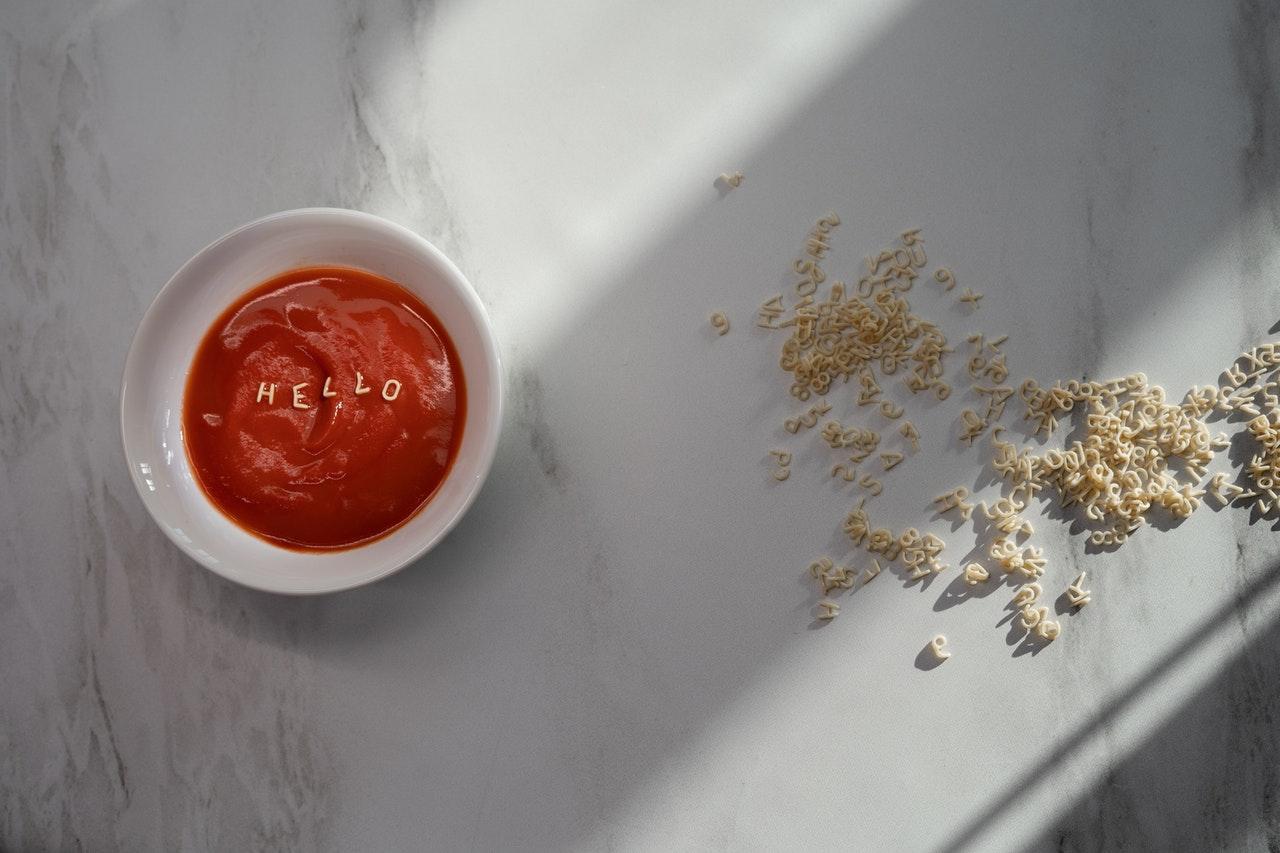 Zuppa di pomodoro e riso