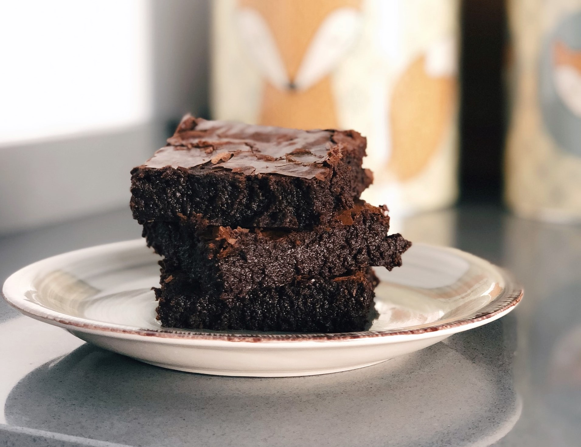 brownie cioccolato vegano