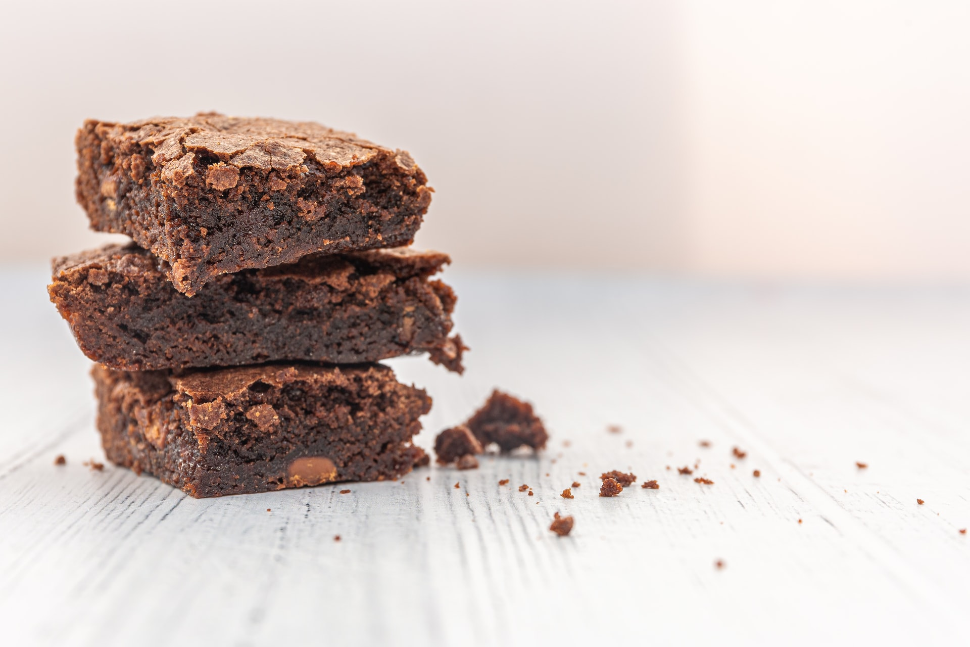 brownie in padella