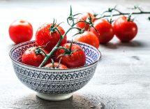 pomodori crumble pane croccante