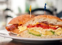 sandwich tonno avocado cipolle