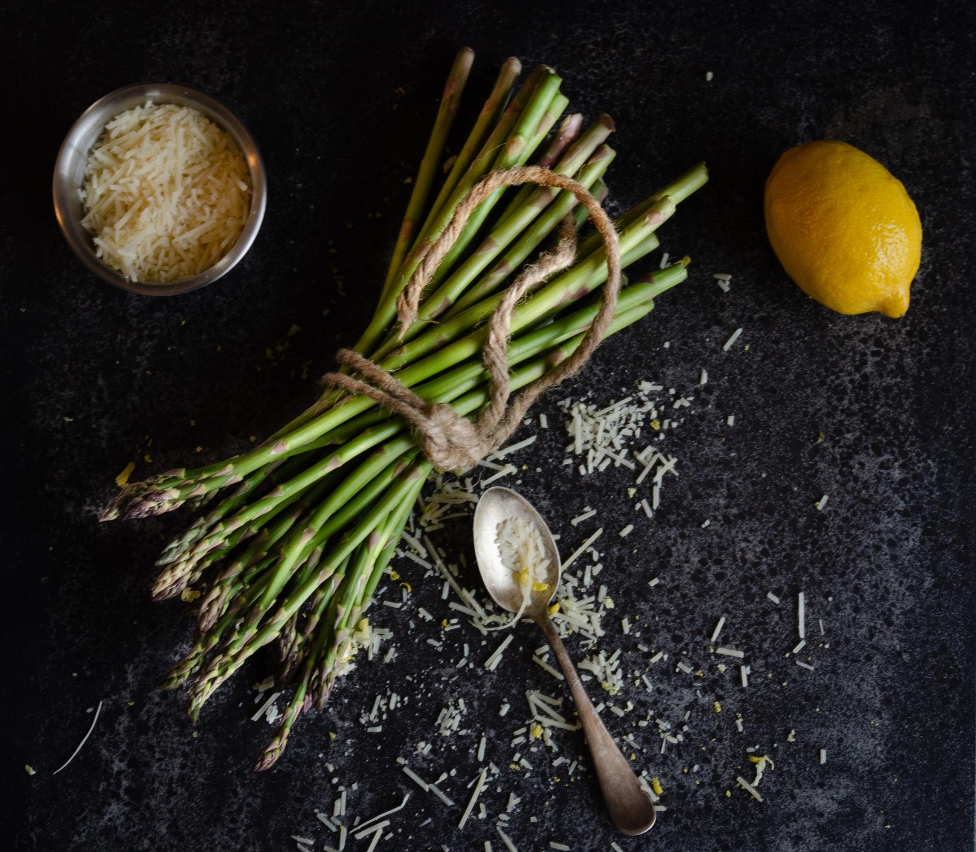 sfoglia asparagi limone uova