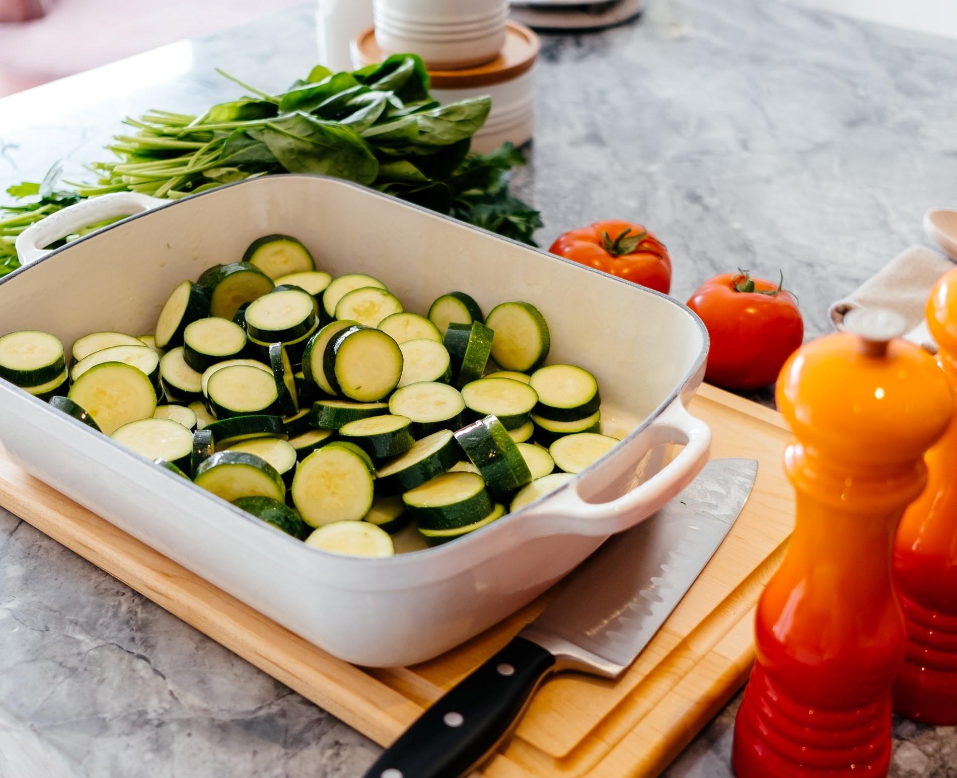 sformato zucchine ricotta