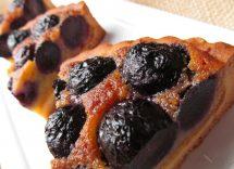 torta all'uva nera